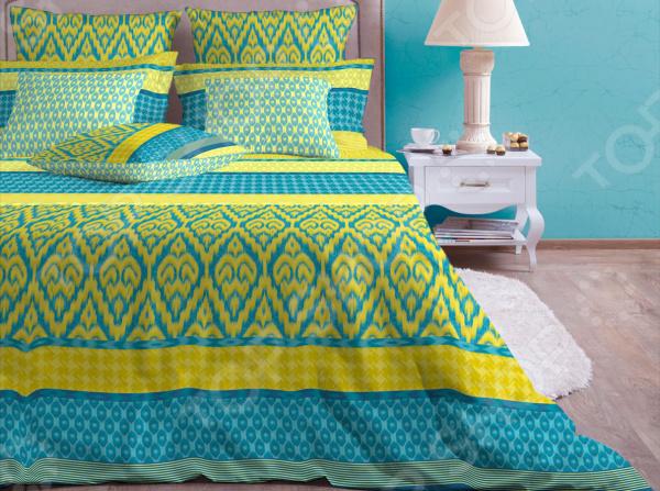 Комплект постельного белья Хлопковый Край «Шелковый путь 4». 1,5-спальный Хлопковый Край - артикул: 1579518