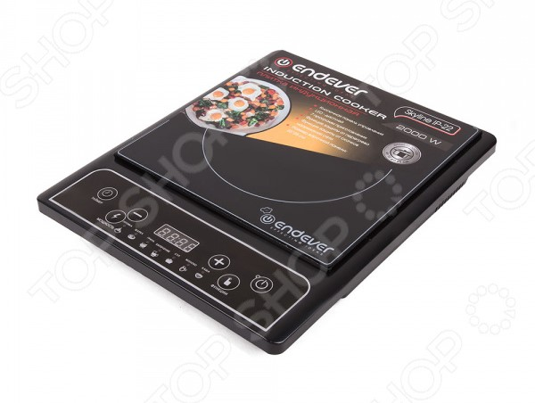 Плита настольная индукционная Endever Skyline IP-22 3