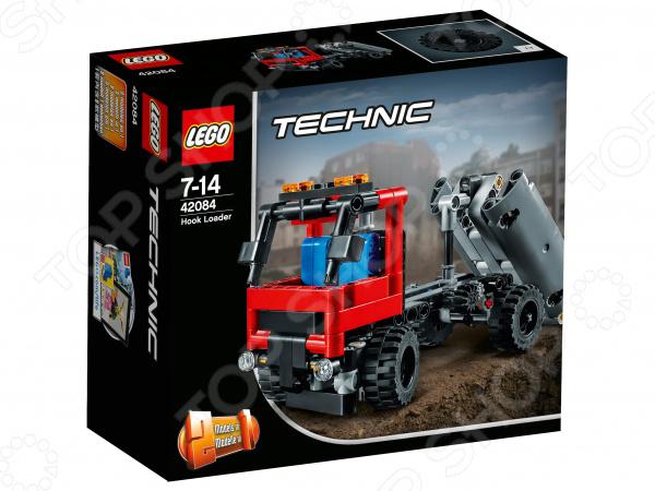 Конструктор игровой для ребенка LEGO Technic «Погрузчик» lego technic 42084 лего техник погрузчик