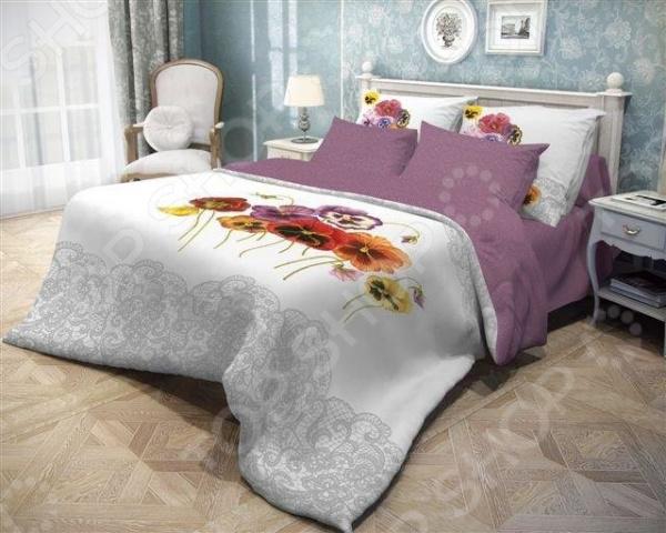 Комплект постельного белья Волшебная ночь Fialki постельное белье волшебная ночь комплект постельного белья виктория