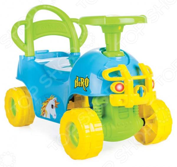 Машина-каталка PILSAN Hero ATV