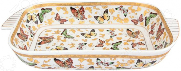 Шубница Elan Gallery «Бабочки» elan gallery блюдо бабочки