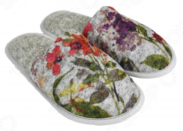 Туфли комнатные WoolHouse «Флора»