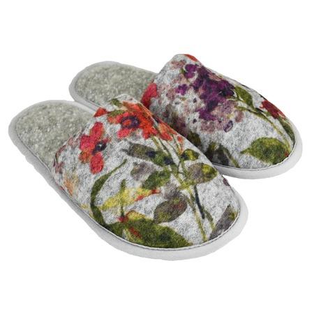 Купить Туфли комнатные WoolHouse «Флора»