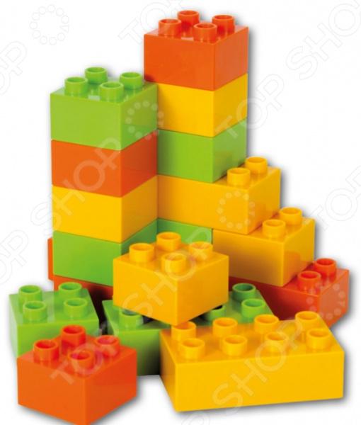 Набор кубиков для конструктора EFKO «Строительный»