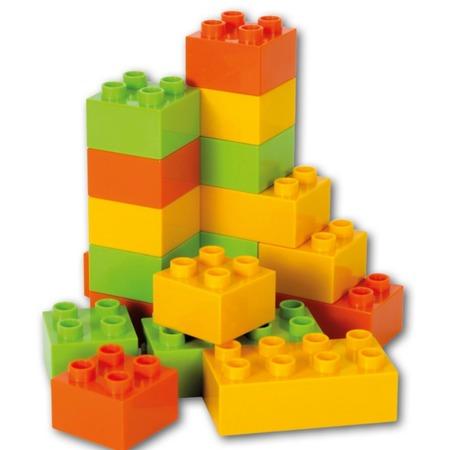 Купить Набор кубиков для конструктора EFKO «Строительный»