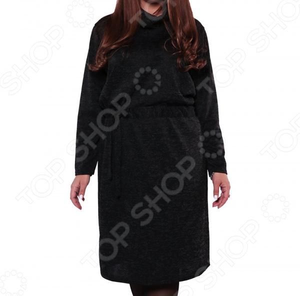 Платье Pretty Woman «Инфинити». Цвет: графитовый платье pretty woman ожерелье королевы цвет черный