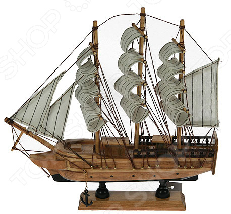 Модель корабля 33722