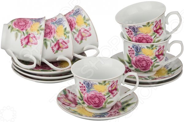 Чайный набор Royal Porcelain 274-798