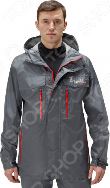 Куртка для рыбалки FISHERMAN Nova Tour «Риф V2»