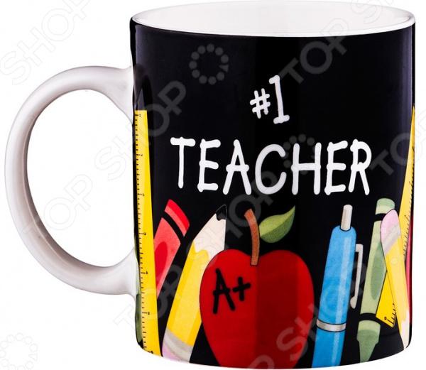 Кружка Lefard The best teacher 356-163
