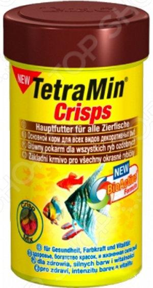 Корм для декоративных рыб Tetra MinPro Crisps корм tetra marine xl flakes для любых морских рыб крупные хлопья 500 мл 80 г