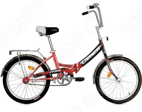 Велосипед подростковый Larsen Storm