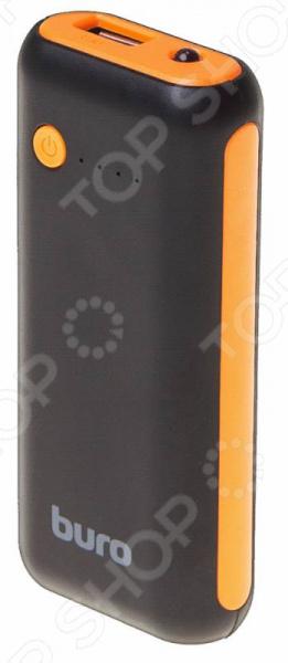 Фото - Аккумулятор внешний BURO RC-5000 внешний аккумулятор для портативных устройств buro rc 5000wb 5000mah белый голубой rc 5000wb