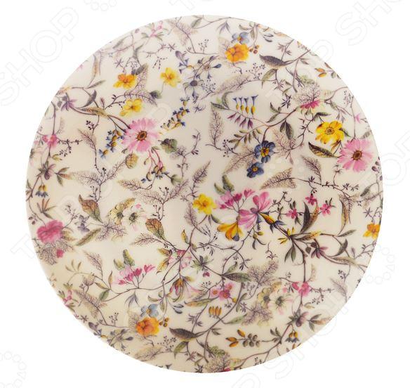 Тарелка десертная Maxwell&Williams «Летние цветы»