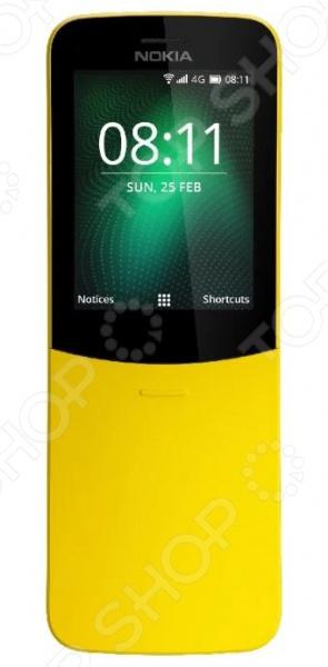 Мобильный телефон Nokia 8110 DS мобильный телефон nokia 9110 8110