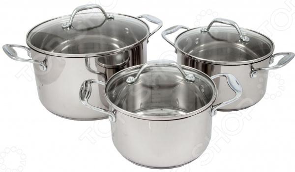Набор посуды Добрыня DO-1707 набор посуды добрыня do 1701