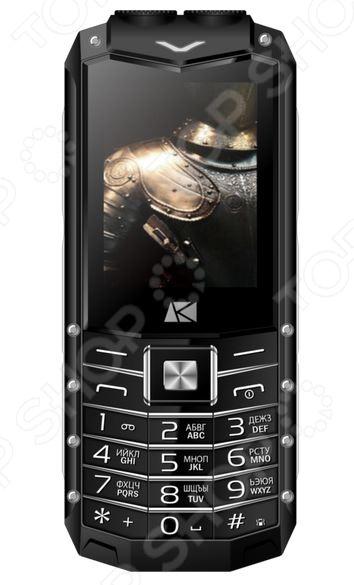 Фото - Смартфон ARK Benefit F2 проводной и dect телефон foreign products vtech ds6671 3