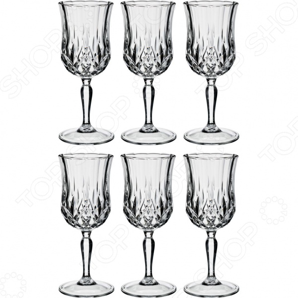 Набор бокалов для вина RCR «Опера» набор стаканов rcr опера