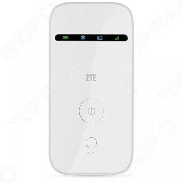 Модем ZTE MF65M travel partner 100m mobile hotspot pocket portable wireless unlock mini wi fi mifi lte modem wifi 4g router with sim card slot