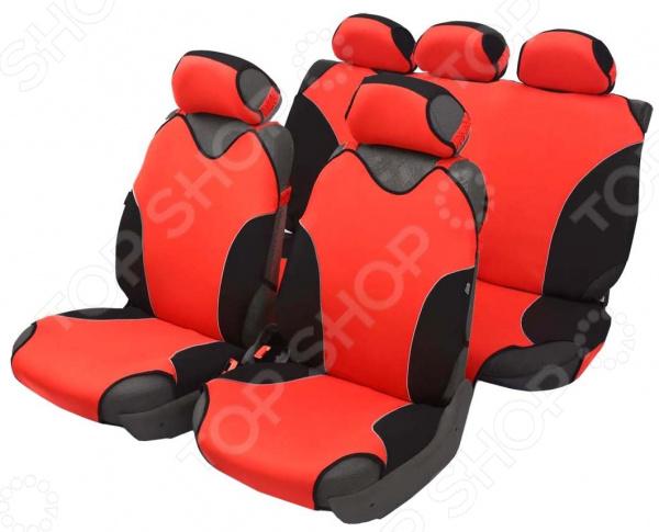 Набор чехлов-маек для сидений Azard Turbo
