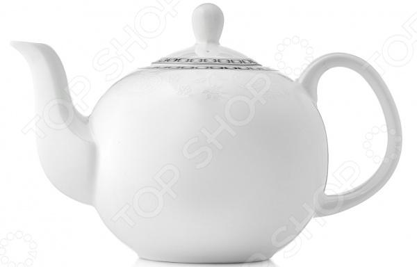 Чайник заварочный Esprado Arista White 13