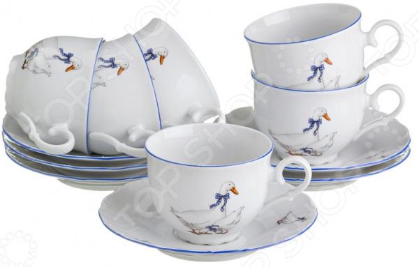 Чайный набор M.Z. 655-033 наборы для чаепития pavone чайный набор флоренция