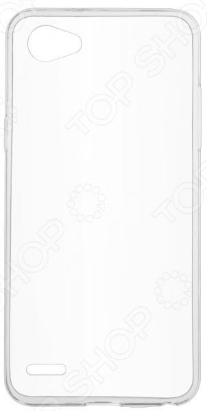 Чехол защитный skinBOX LG Q6/6A чехол защитный skinbox lenovo s660