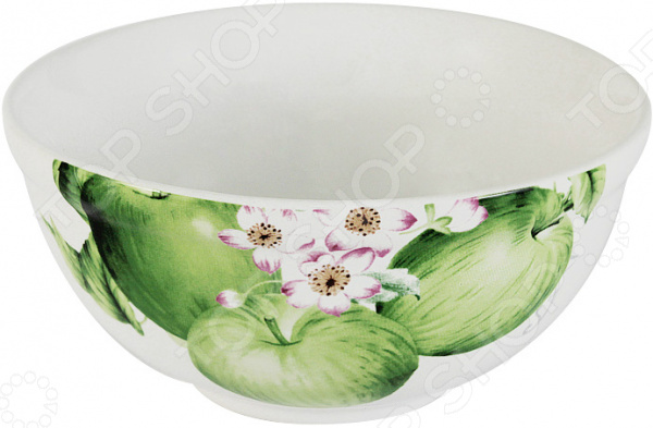 Салатник Imari «Зеленые яблоки» банка для сыпучих продуктов imari зеленые яблоки im55060 1 a2211al