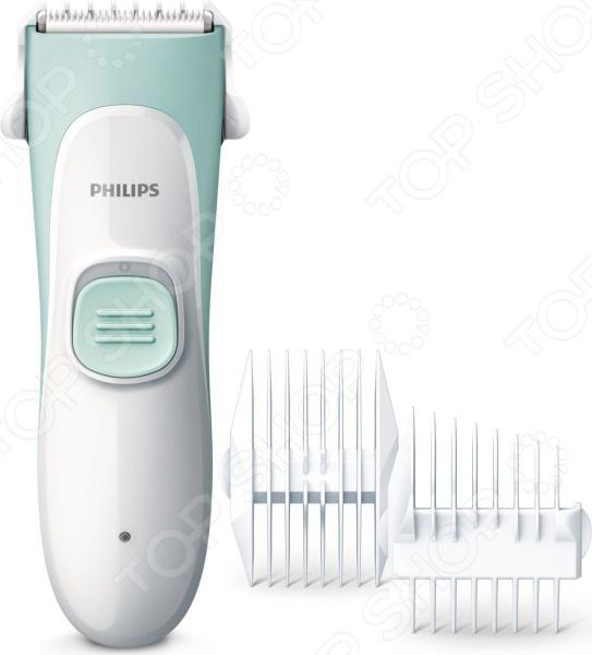 Машинка для стрижки Philips HC 1066/15 машинка для стрижки philips qc5115 15
