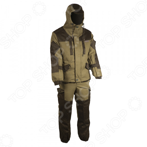 Костюм для охоты и рыбалки зимний Huntsman «Ангара»