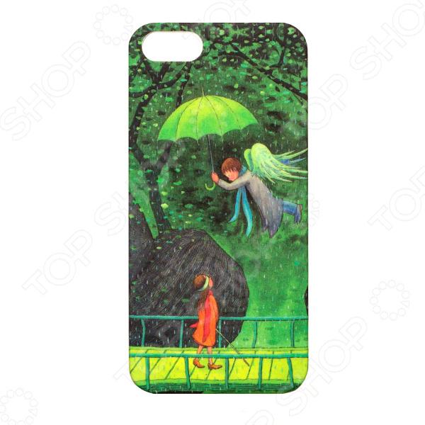 Чехол для iPhone 5 Mitya Veselkov Kafkafive-51 чехол для iphone 5 mitya veselkov kafkafive 17