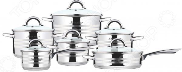 Набор посуды для готовки Frank Moller FM-814 чайник frank moller fm 557