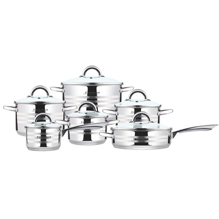 Купить Набор посуды для готовки Frank Moller FM-814