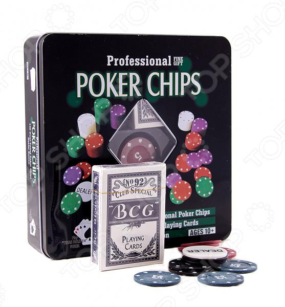 Набор игровой подарочный «Покер» 42443