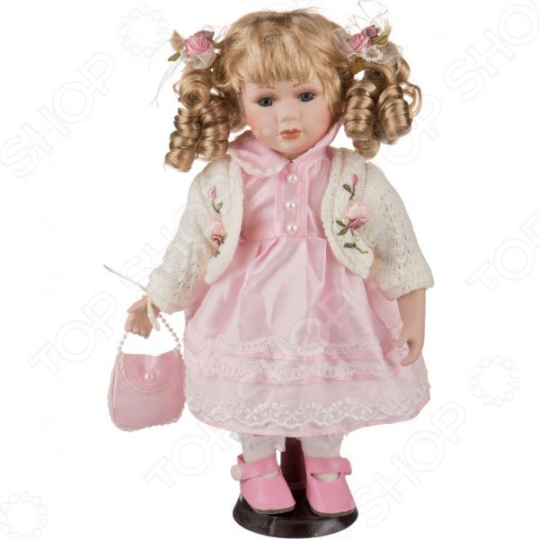 Кукла фарфоровая Lefard 485-061