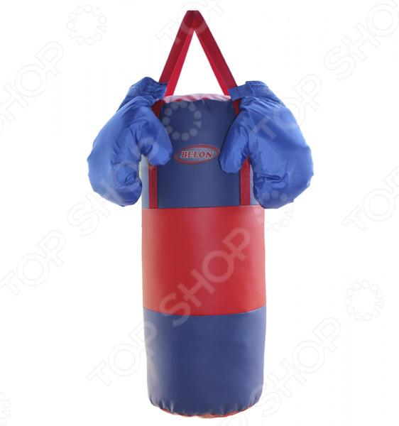 Набор для бокса детский BELON НБ-003