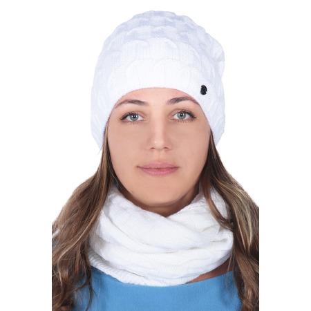 Купить Комплект шапка и снуд DAFFY world «Карина»