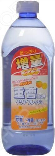 Средство для мытья посуды Sankyo Yushi Clear Fresh нейтральное средство для мытья посуды аис агент п 5л 9070195