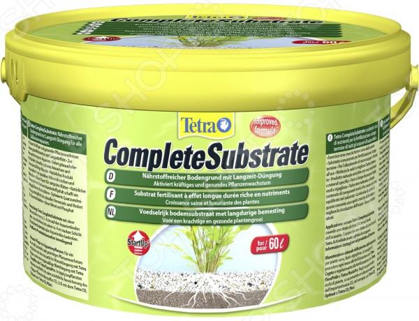 Грунт для аквариумных растений Tetra CompleteSubstrate