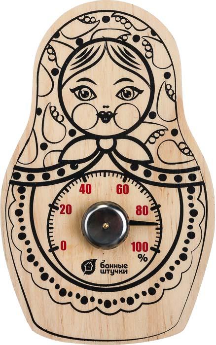 Гигрометр Банные штучки «Матрешка» 18047