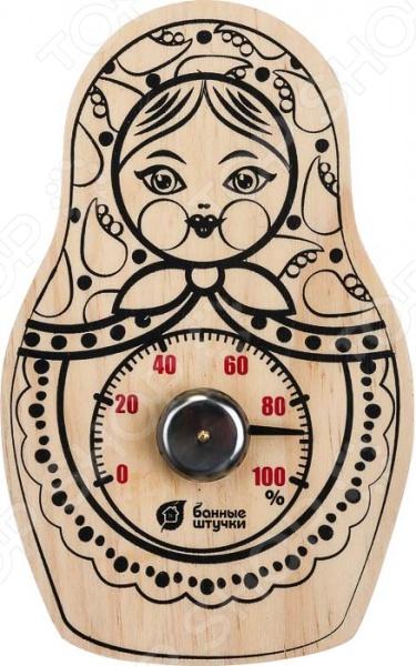 Гигрометр Банные штучки «Матрешка» 18047 1