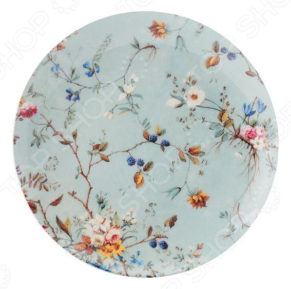 Тарелка десертная Maxwell&Williams «Луг» тарелка десертная цветочный карнавал тёмная 1063511