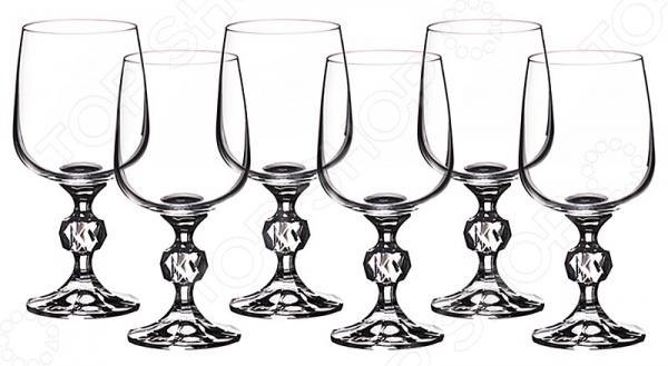 Набор бокалов Crystalite «Клаудия» набор бокалов для бренди коралл 40149 00000 250 клаудия