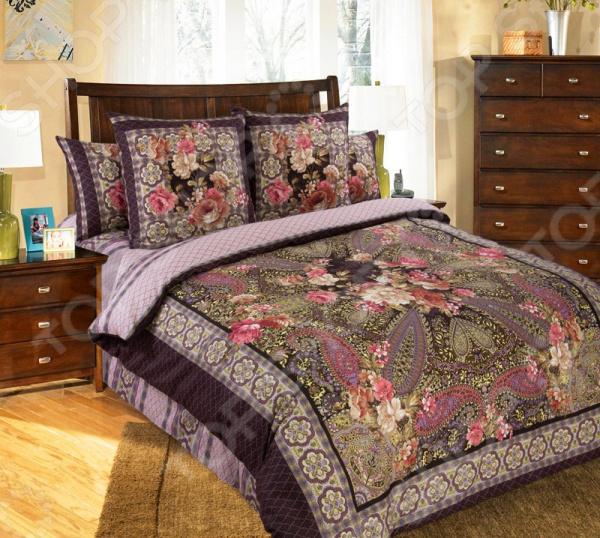 Комплект постельного белья Королевское Искушение «Анабель». Тип ткани: сатин куклы анабель в москве