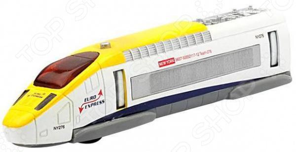 Поезд скоростной со светозвуковыми эффектами HTI 1013578. В ассортименте