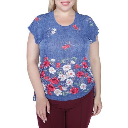 Купить Блуза PreWoman «Цветочный принт»