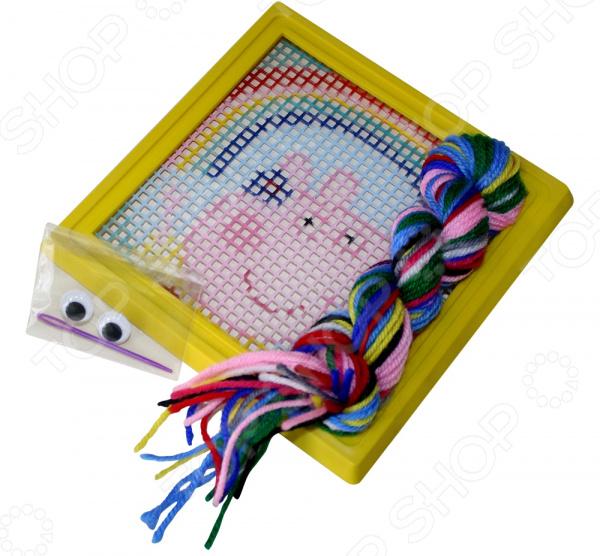 Набор для вышивания детский Peppa Pig «Радуга»