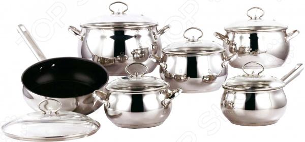 Набор посуды для готовки Bekker Premium BK-2554