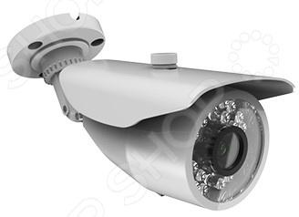 Камера видеонаблюдения цилиндрическая уличная Rexant 45-0144 камера видеонаблюдения купольная уличная rexant 45 0134